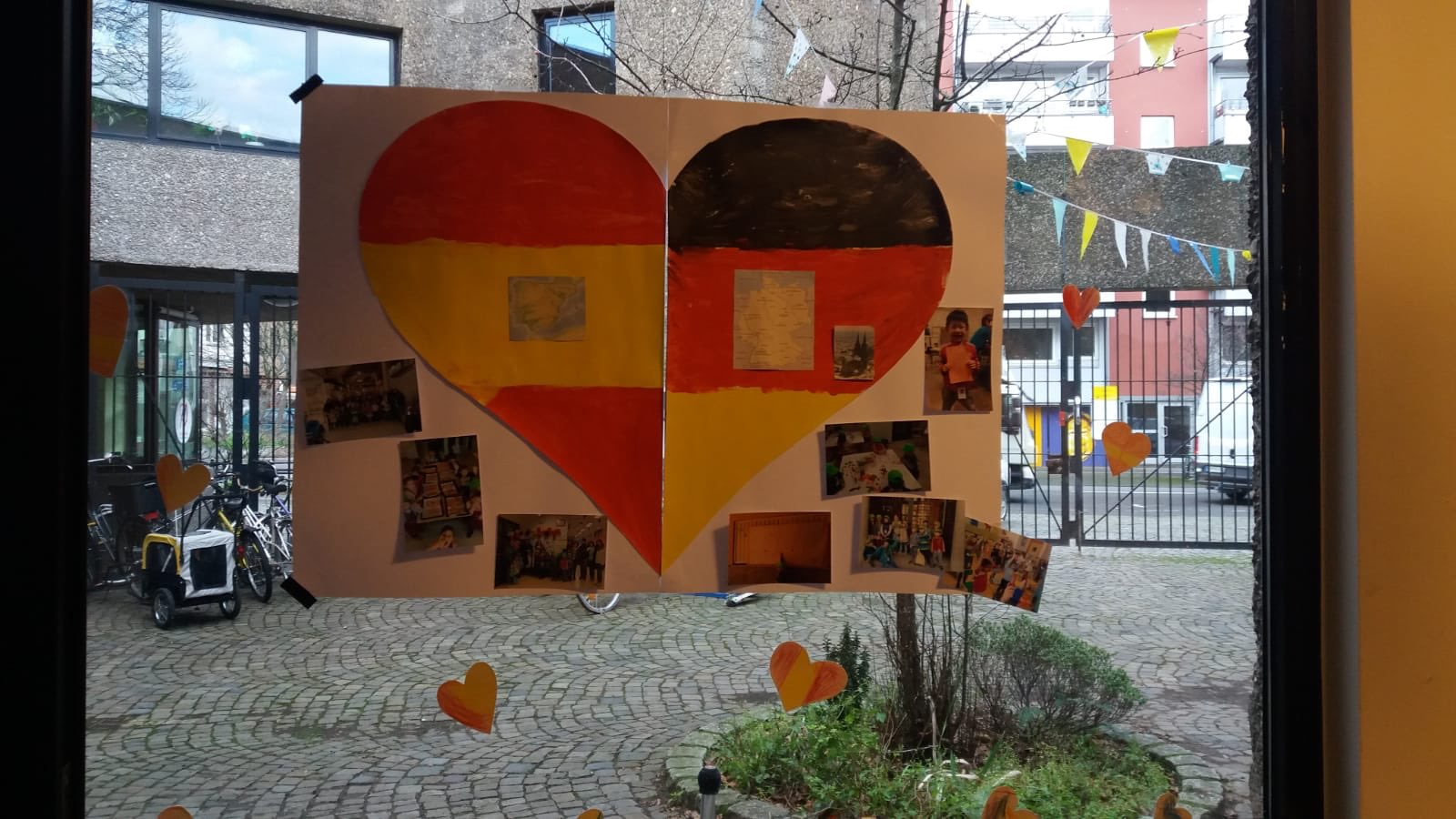 KITA-INF: Colonia, primera movilidad
